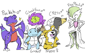 Current Team 4-4-2012 by CrazyIguana