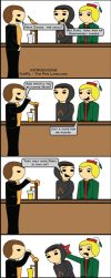 Ordering A Coke by Phyonix