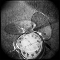 The Persistence of Memory by iwanttobeevil