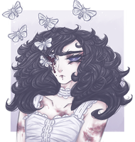 Coma Baby by OpheliaNevermore