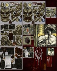New Kain Texture Pack by TheHylden