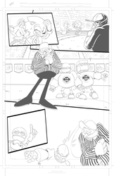 IDW tryout page 2 by Gigi-D