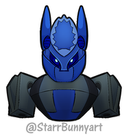 Lego - Bionicle Commission by StarrBunnyArt