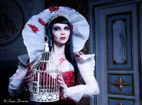 The Countess by Annie-Bertram