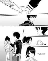Thank You - A Special Manga Strip by darkninja238