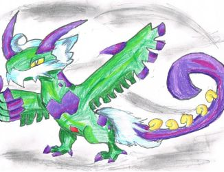Therian Tornadus by QuilavaBurn