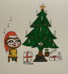 Cavea: Leif's Christmas by sidser