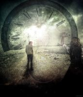 Time stands still by Noxifer
