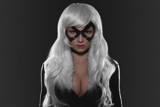 Cosplay Black Cat. by RGTCANDY