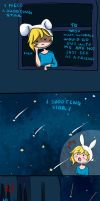fiolee: a shooting star pg1 by MLCC
