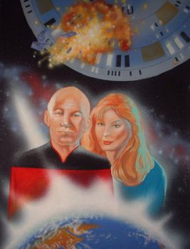 Jean Luc and Beverly by Wrolan-art