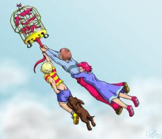 Bummer MOTHER3 SPOILER by Eyes5
