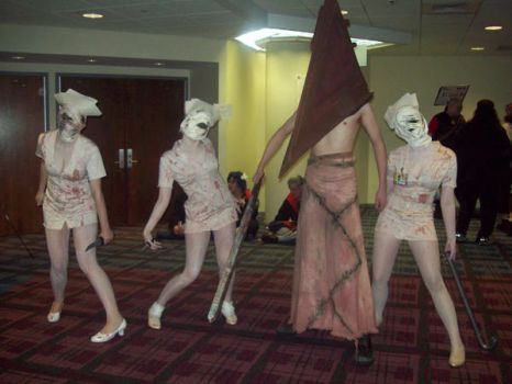 Ohayo09: Silent Hill Cosplay by AoiffeNymph