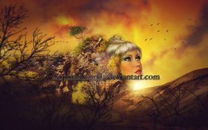 Photoshop Manipulation - Surrealism by SophiaAmanda
