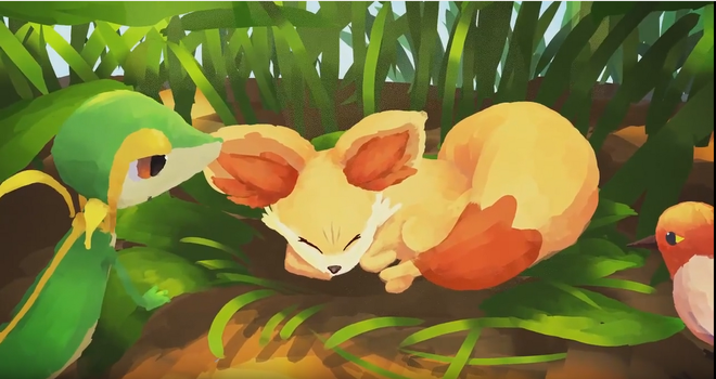 Sleepy Fokko VR painting by Dekus