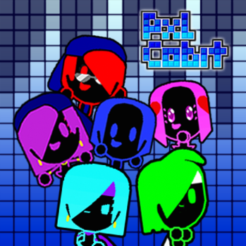 Pxl Poster 2015 by PxlCobit
