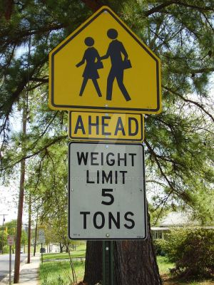 Student weight limit by Goolashe