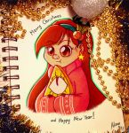 GF- Merry Christmas! by AlinaCat923