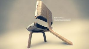 The Kuven Chair by djreko