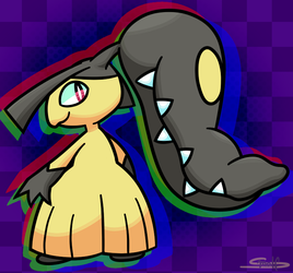 Mawile by SMALFLP