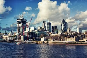 The City Of London by caie143