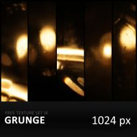 TextureSetIX_Grunge by diGitALae