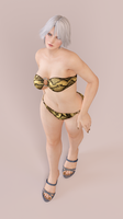 Christie 3DS Render 12 by x2gon