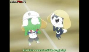 Tamama x Keroro 118 by tackytuesday