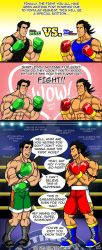 Little Mac VS. Boy Bayani: 'Special' Edition by IzIzIza