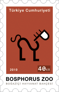 Typographic Stamp IV by n
