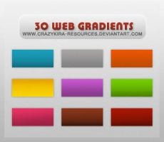 Gradients 05-web style by crazykira-resources
