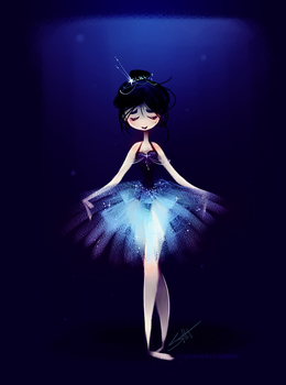 All your falling stars by MarionetteDolly