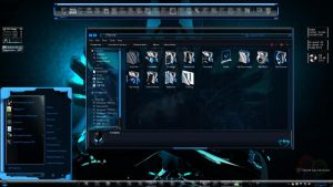 Windows 7 Themes: Geometric by TheBull1
