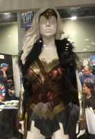 Wonder Woman Film Armor at Awesome Con 2017 by rlkitterman