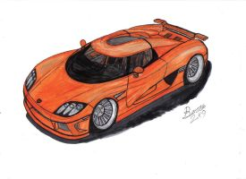 Koenigsegg CCX LP Version by Mister-Lou