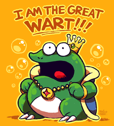 THE GREAT WART (Super Mario Bros. 2) by MAST3R-RAINB0W