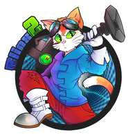 Blinx 2: Masters of Time and Space by GeekyKitten64