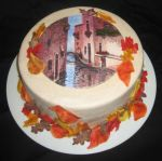 Image of Italy Anniversary Cake by ArtisticStefan