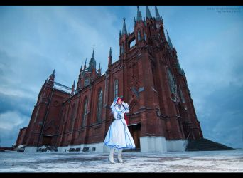 Trinity Blood: Before the Fall by ennfranco