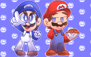 SMG4 by mabill2001