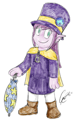Misc - Hat Chimerite by caat