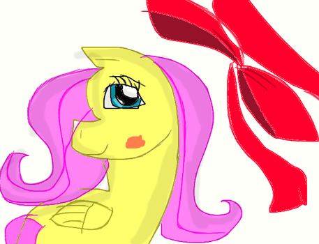 Fluttershy loves you by DerpyHooves120