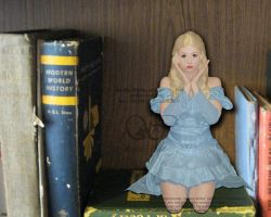 Book End Doll by Sophia-Christina