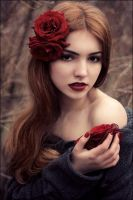 Claudia Rose beauty by shiyen119