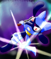 No Mercy Given (Riolu art) by XetaJTS