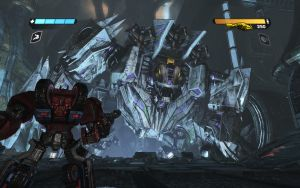 War For Cybertron Trypticon by Homicide-Crabs