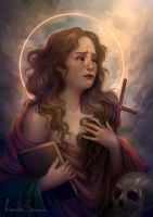 Mary Magdalene by agnes-green