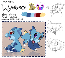 Wyngro Ref- Nymble by Nestly