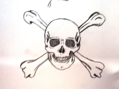 Jolly Roger by canadianwitch75