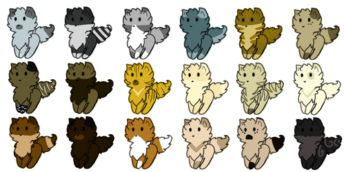 Adoptable Cats! by SnowSmore
